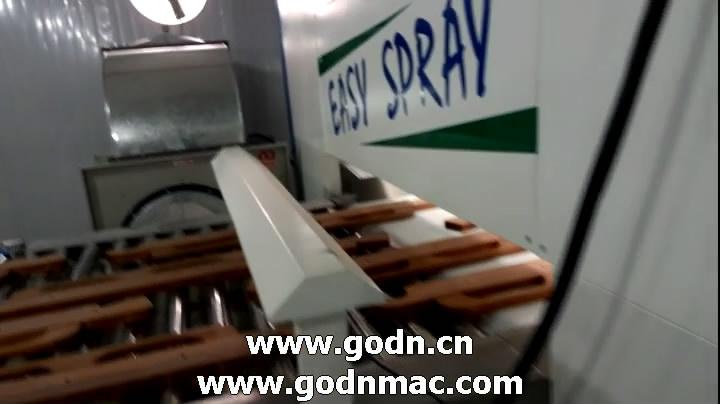 SPM1300 spraying line